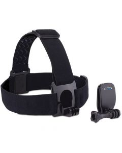 GOPRO HEAD STRAP  QUICKCLIP compatible with All GoPro Camera (G02ACHOM-001)