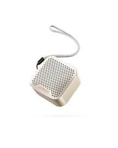 Anker SoundCore Nano Bluetooth Speaker, Gold (A3104HB3)