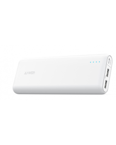 Anker PowerCore 20100mAh with 4.8A Output PowerIQ Technology White (A1271H12)