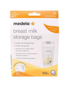 Medela - Breastmilk Storage Bags 25pcs (008.0408)