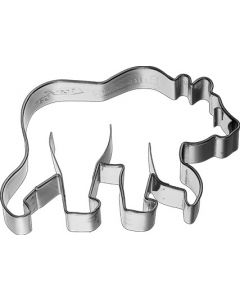 Birkmann Cookie Cutter Bear, stainless steel - 8.5cm (198081)