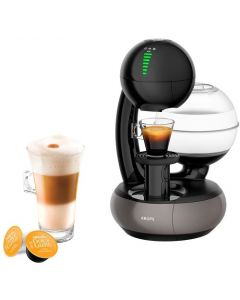 Dolce Gusto Esperta Automatic Coffee Machine Black (ESPERTA BLACK)