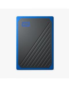 SSD Passport Go 1TB Blue USB 3.0 (WDBMCG0010BBT-WESN)