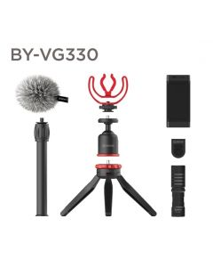 BOYA BY-VG330 Universal Smartphone Video Kit (BY-VG330)