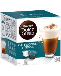 Dolce Gusto Cappuccino Intenso 16 capsules (INTENSO-CAPPUCCINO)