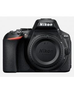 Nikon Camera D5600 Body + 16GB SD Card (VBA500CM)