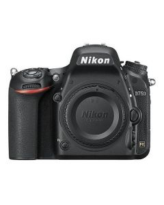 Nikon D750 DSLR body only (VBA420AM) + NPM Card + Memory Card 16GB
