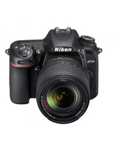 NIKON D7500 KIT with AF 18-140 VR Nikkor Lens (VBK510XM) +  Memory Card 16 GB