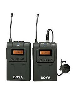 BOYA UHF WIRELESS MICROPHONE SYSTEM (BY-WM6)
