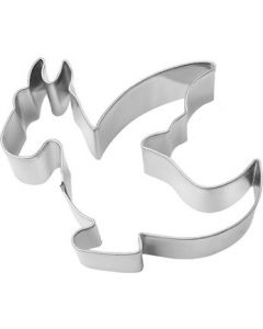Birkmann Cookie Cutter Dragon, Stainless steel, 7 cm (191730)