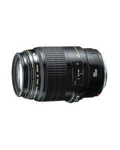 عدسة كاميرا كانون EF قياس 100 ملم USM ماكرو f/2.8 (EF100MM)