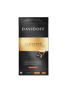 كبسولات القهوة من دافيدوف بنكهة البندق والشوكولاتة (COFFEE-DAVIDOFF ELEGANCE)