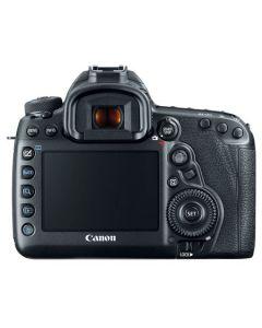 Canon EOS 5D Mark IV DSLR Camera, 30.4 MP with 24-105mm lens, Black (EOS5DMK4) + Memory Card 16GB