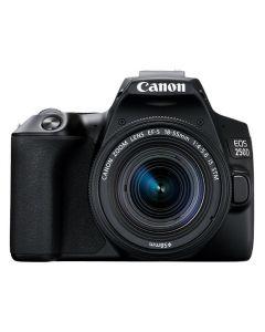 Canon EOS 250D DSLR Camera 24 MP (EOS250D) +  Bag + Memory Card 16GB