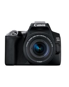 Canon EOS 250D DSLR Camera 24 MP (EOS250D) +  Bag + Mamory Card 16GB