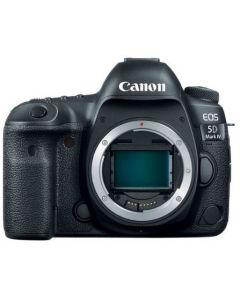 Canon EOS 5D Mark IV Body Only - 30.4MP, DSLR Camera, Black + Memory Card 16GB (EOS5DMK4-B)