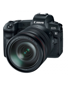 Canon EOS R Mirrorless Digital Camera with 24-105mm Lens (EOSR-KIT)