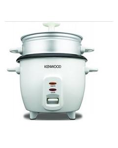 Kenwood Rice Cooker RCM280, 0.6 Liters (OWRCM280WH)