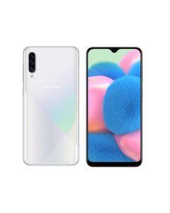 Samsung Galaxy A30s, 64GB, White (SGH-A307FZW)