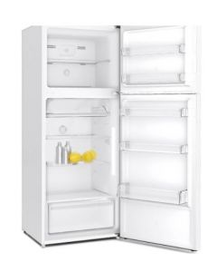 Haier Refrigerator Top Mount, 14.9 Cu.Ft./420 Ltrs, On/Off Compressor, White (HRF-480NW-2)
