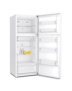 Haier Refrigerator Top Mount, 16.9 Cu.Ft./479 Ltrs, On/Off Compressor, White (HRF-580NW-2)