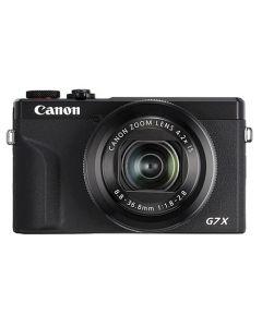 كاميرا كانون باورشوت  G7X MK3 (G7XM3) + بطاقة ذاكرة 16 جيجابايت