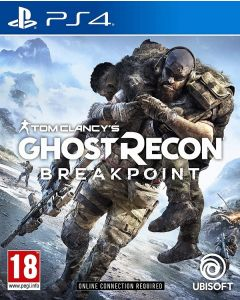 PlayStation 4 Tom Clancy's Ghost Recon Breakpoint (PS49447)