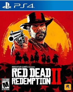 Red Dead Redemption 2 - Adventure - PlayStation 4 (PS45780)