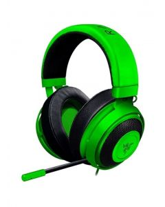 Kraken Over-Ear Gaming Headphones With Mic - Green (RZ04-02830200-R3M1)