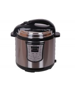 قدر طبخ كهربائي جي في سي برو 6 لتر (GVC-1000-SH)