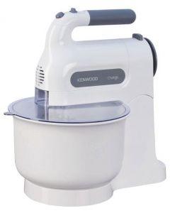 Kenwood Chefette Plastic Bowl Hand Mixer HM670 White, (OWHM670001)
