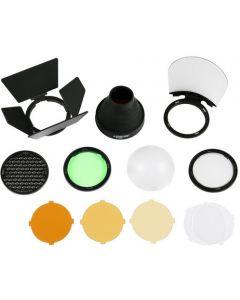 Godox AK-R1 Accessory Kit for H200R Round Flash Head (AK-R1)