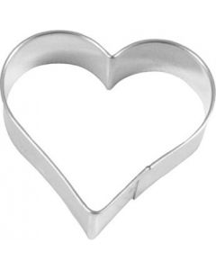 Birkmann Cookie Cutter Heart 7.5 cm Stainless steel (196247)