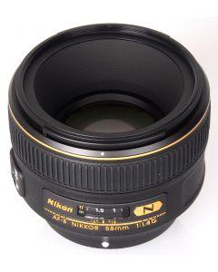 Nikon AF-S Nikkor 58mm f/1.4G (JAA136DA)