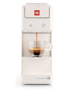 ILLY Y3.2 Espresso & Coffee Machine - White (60288)