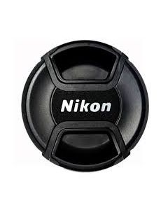 Nikon LC-52 Snap-on Front Lens Cap 52mm (JAD10101)