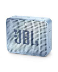 جي بي ال ، جو2 ، سماعة بلوتوث محمول-أزرق سماوي (GO2CYAN)
