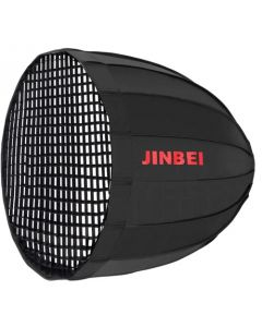 JINBEI 120 Umbrella Deep Softbox with Grid (JN-DEEP-UMBRELLA-120KIT)