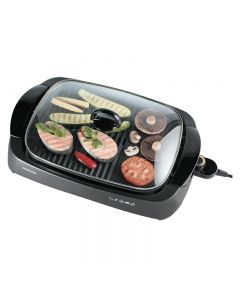 Kenwood HEALTH BBQ Grill HG230, Black (OWHG230009)