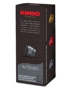 كبسولات كيمبو انتينسو متوافقة مع نيسبريسو، 10 كبسولات (K-INTENSO8002200145682)