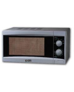 KION Microwave Oven 30 L Manuel Silver (KIMW/3002MS)