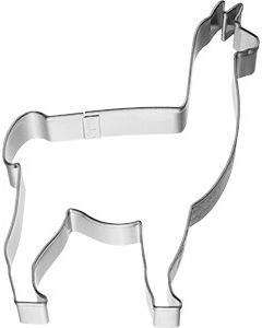 Birkmann Cookie Cutter Lama, stainless steel, 8.5 cm (198036)