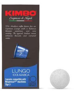 كيمبو نسبريسو لونجو، 10 كبسولات (K-LIUNGO8002200145187)