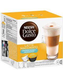 Nescafe Dolce Gusto Latte Macchiato Unsweetened (Latte Macchiato Unsweet)
