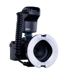 Nissin Digital Ring Flash for Canon (MF18-C)