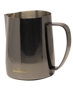 LA Barista Milk Pitcher Black 350ML (LB-764)