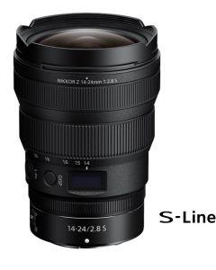 Nikon Z 14-24mm f/2.8 S Lens (JMA711DA)