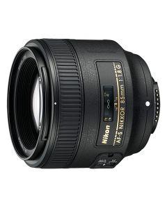 Nikon AF-S  Nikkor 85mm F1.8G  (JAA341DA)