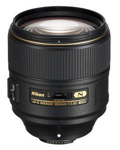 Nikon AF-S NIKKOR 105mm f/1.4E ED (JAA343DA) + NIKON PREMIUM MEMBER CARD
