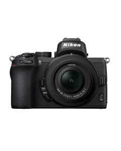 Nikon Z50 with 16-50mm VR Kit (VOK050NM) + FTZ MOUNT + 16GB SD Card + NPM Card